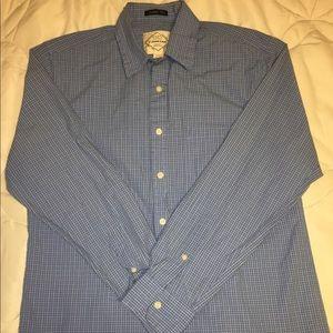 St. John's Bay Classic Fit Legacy Poplin Shirt